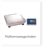 Platformweegschalen