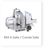 834 A Safe / Combi Safe