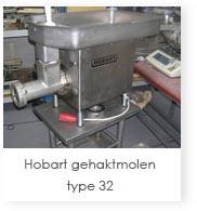 Hobart gehaktmolen type 32